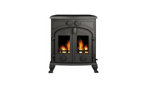 Green 8kw Integrated Boiler Phillips Heating Stoves